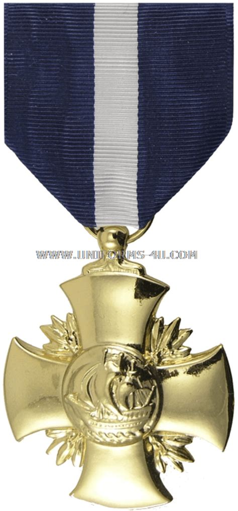 Navy Cross Dress Y 2078 Navy Uniforms Navy Regulations Anodized Medals