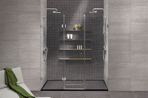 badezimmer fliesen 30x60 grey lappatto bathroom contemporary bathroom