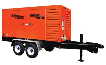sullivan palatek air compressors for sale cfm psi
