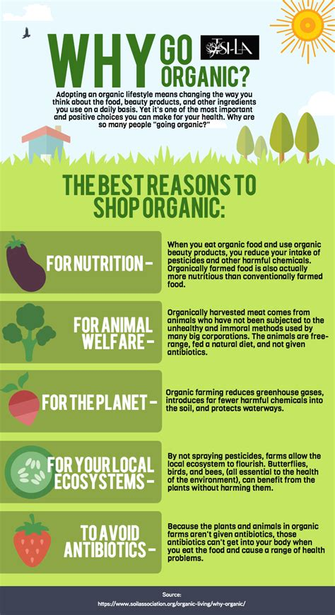 Organic Buys by Organic September Why Go Organic Tsi La Organics