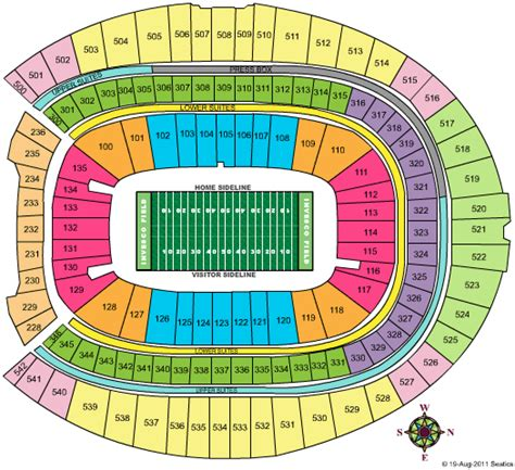 denver broncos stadium seating chart 3d houchens industries companies news images