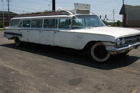 impala trucks 1960 chevrolet impala stageway 12 seater