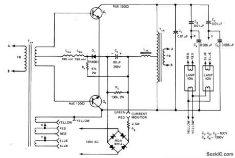 electrical ballast diagram fluorescent light wiring and