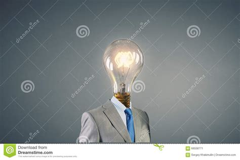 full of great ideas how his head full of great ideas stock photo image 66558771