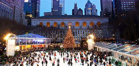 imagenes navidad en nueva york cosas que hacer en nueva york en navidad felices vacaciones