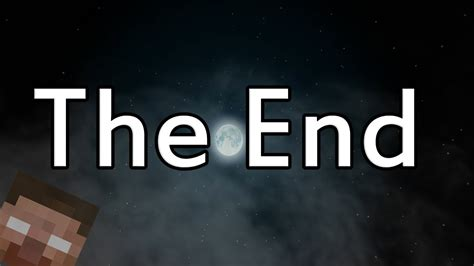 End Of by The End Of Minecraft Tutorial Minecraft