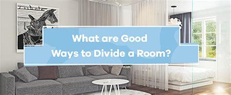 good ways  divide  room soundproof
