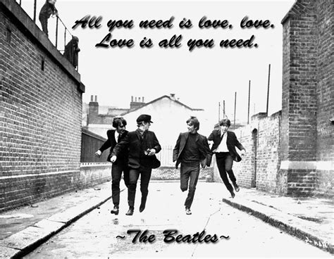 The Beatles Lyrics Quotes