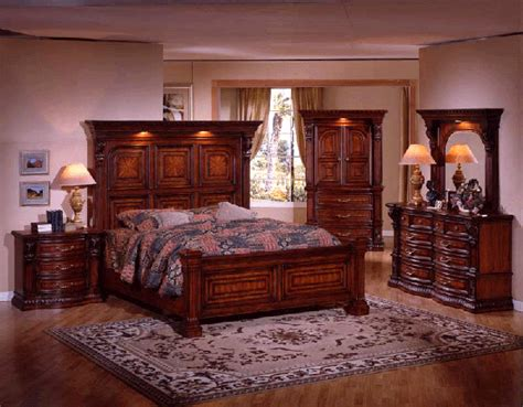 Designing Bed Space With Bedroom Sets Solid Wood As Solid Wood Bedroom Furniture