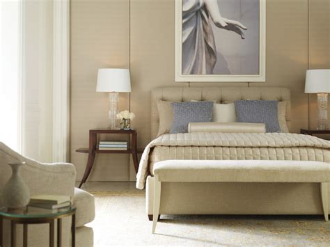 baker bedroom furniture the thomas pheasant collection contemporary bedroom