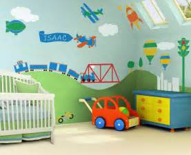 Wall Mural Stencil Kits Stencil Wall Murals For Easy Children S Room Decor