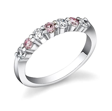 photos pink wedding band let s talk jewelry