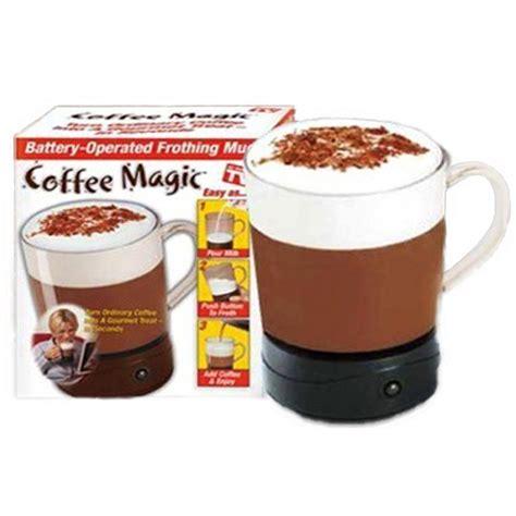 Coffee Magic coffee magic frothing mug in pakistan hitshop