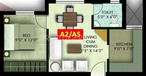 500 sq ft 1 bhk 1t apartment for sale in uday realcon east 500 sq ft 1 bhk 1t apartment for sale in devi