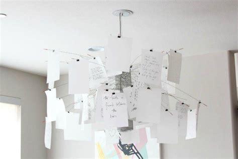 kronleuchter papier custom paper chandeliers paper chandelier
