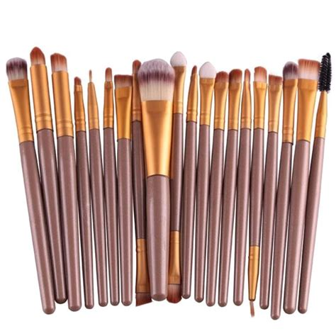best professional makeup brushes 20pcs professional makeup brushes set brush kit cosmetic