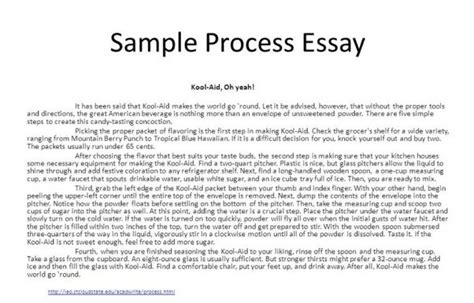 how do you write a process paper how to choose interesting topics for a process essay for