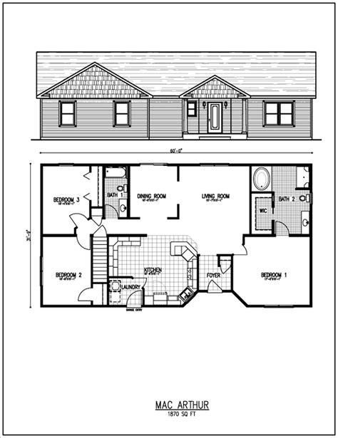 Open Floor Plans A Trend For Modern Living Plan ~ idolza