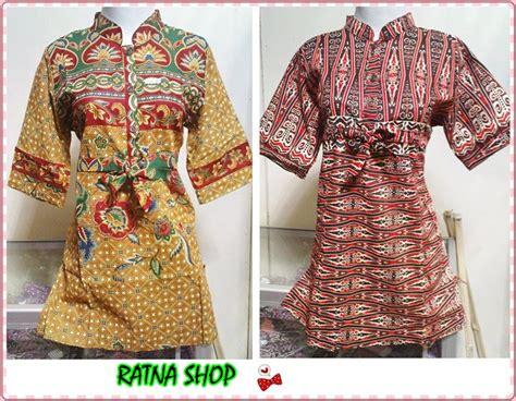 Baju Batik Jumbo Baju Batik Dan Non Batik Cantikratnashop