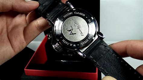 Jam Tangan Alexandre Christie 9205mc unboxing jam tangan alexandre christie ac 9205mc original