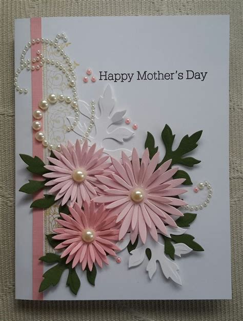 S Day Handmade Card Ideas Diy Creative Mother S Day Card Ideas Trends4us