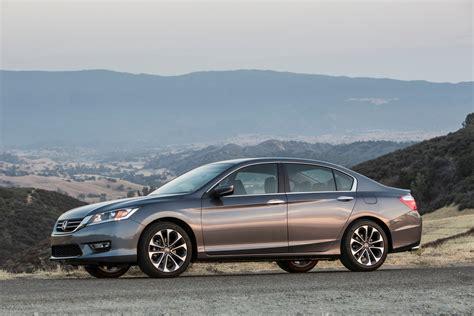 Honda Sports 2015 by 2015 Honda Accord Reviews And Rating Motor Trend