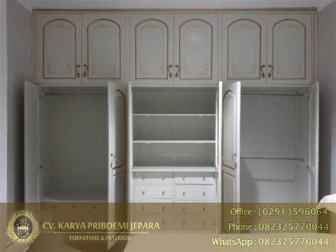 desain lemari wardrobe lemari pakaian wardrobe klasik modern