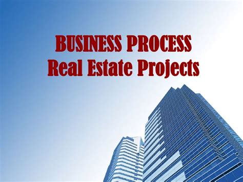 business process real estate mylawhouse