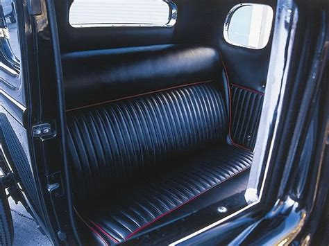 hot rod upholstery 107 best images about old truck interiors on pinterest
