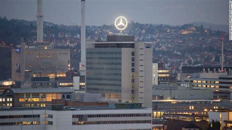 mercedes stuttgart mercedes porsche hometown braces for ban on diesel cars
