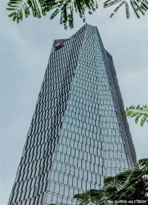 telkom landmark tower   skyscraper center