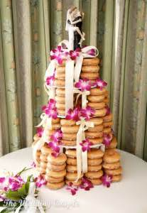 anyone serve donuts instead of cake need details
