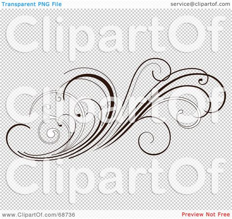 floral scroll designs clip art 70