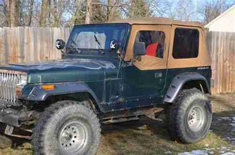 1994 Jeep Wrangler Lift Kit 1994 Jeep Wrangler Yj Lift Kit