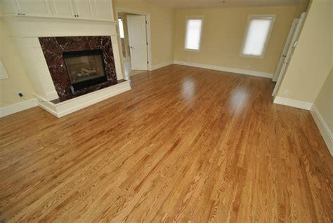 red oak stain nutmeg all city hardwood floors denver co