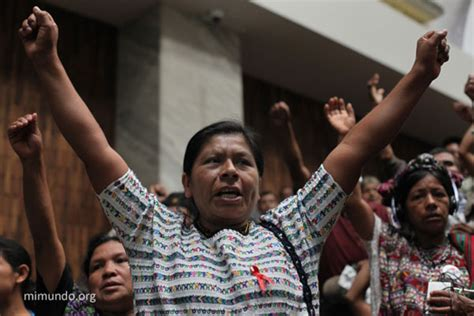 Genocide In Guatemala Essays by Guatemala Montt Genocide Trial Fate Rests With Constitutional Court Remains In Limbo Photos