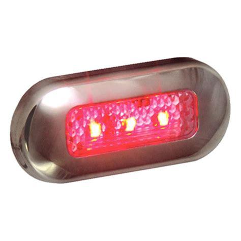 marine led courtesy lights th marine led oblong courtesy light 587983 boat