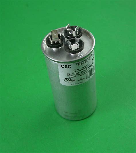 start capacitor dometic dometic 3100248362 rv air conditioner fan run capacitor ebay