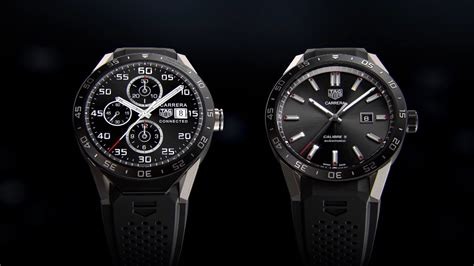 tag android the tag heuer connected is the luxury android wear smartwatch