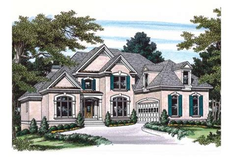 How Much To Stucco A House by Eplans New American House Plan Stucco Stunner 2601
