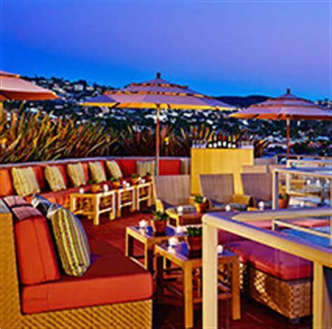roof top bar laguna the inn at laguna beach book direct for the best value