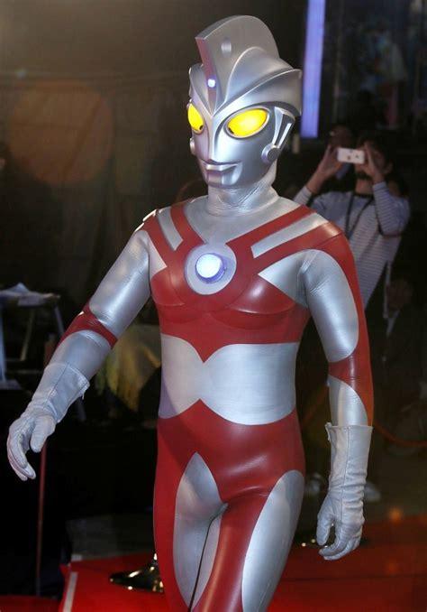 film ultraman kocak foto karakter ultraman hadir di tokyo international film