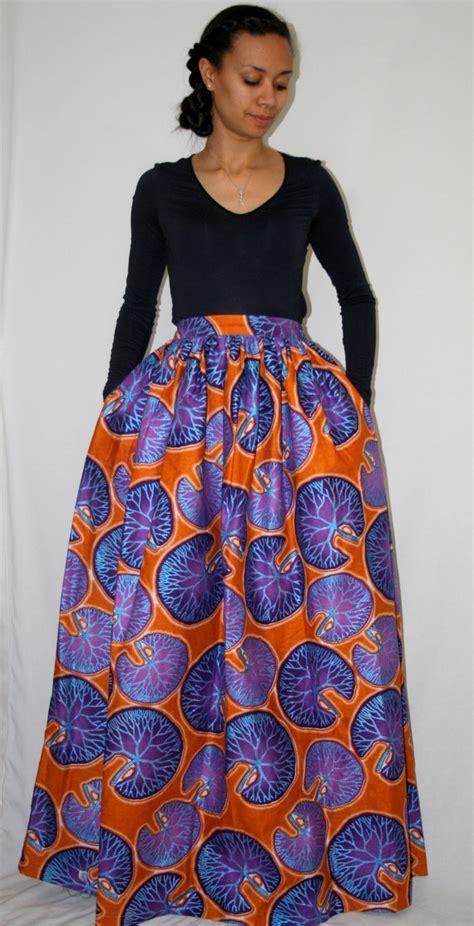 African Dress Skirt Style 2014   african midi skirt maison bentley style