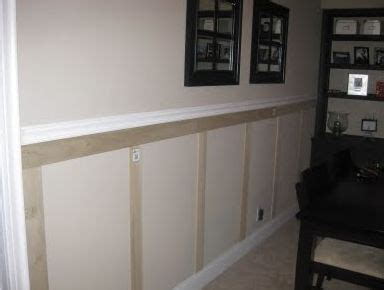Faux Wainscoting Diy by 12 Best Faux Wainscoting Diy Images On Home