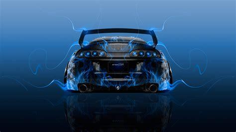 Tony Cars by Toyota Supra Jdm Tuning Back Car 2015