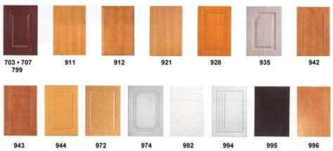 thermofoil kitchen cabinet colors thermofoil cabinet doors