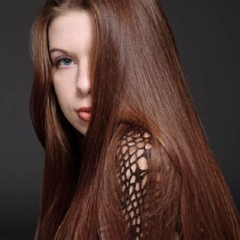55 intense chestnut hair color shade tones that you'll