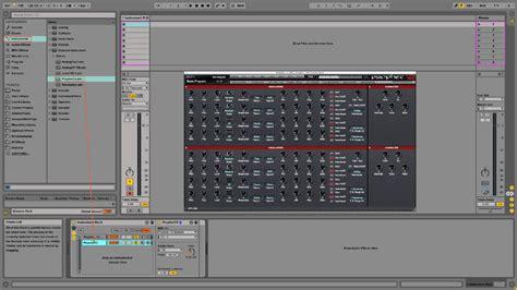 Free Ableton Instrument Racks by Ableton Instrument Rack Dsi Prophet 12 Plugse