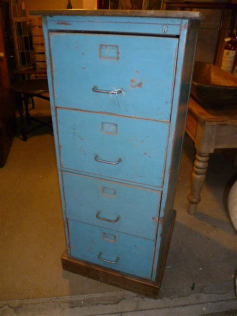 painting a wooden file cabinet antiques atlas vintage painted wooden filing cabinet