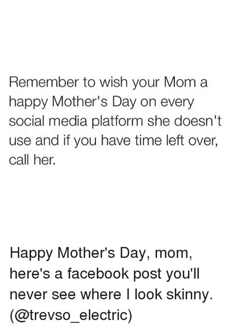 I Wish A Mother Would Meme - 25 best memes about facebook and mother s day facebook